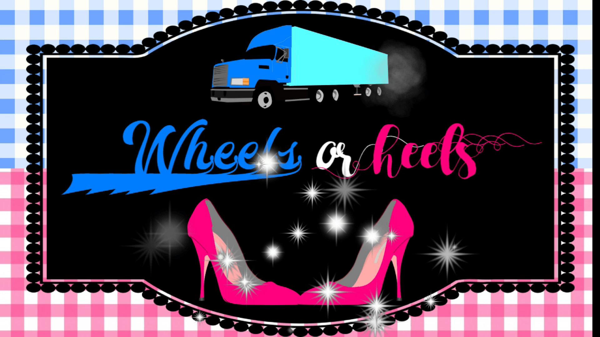 Wheels Or Heels Canned Expressions